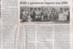 Alunos de Maracaju se destacam no JEMS e garante no lugar no JEBS