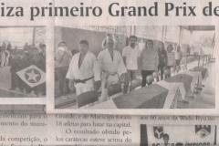 Maracaju realiza 1 Gran Prix de Judo